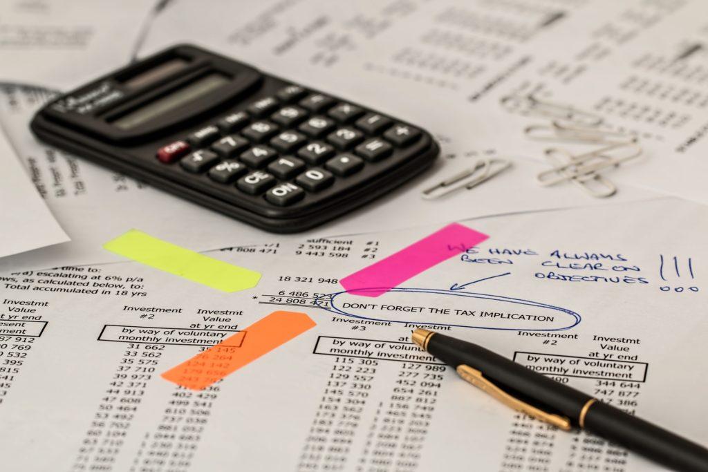 Quelles sont les ressources prises en compte pour le calcul ?
